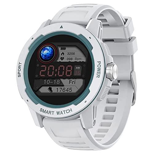 XQPK 2021 Smart Watch Herren Damen Smart Watches Pulsuhren Schlafmonitor Fitness Sport Tracker Full...