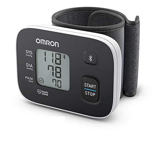 Omron RS3 Intelli IT-Handgelenk-Blutdruckmessgerät – Messgerät zur Überwachung des Blutdrucks...