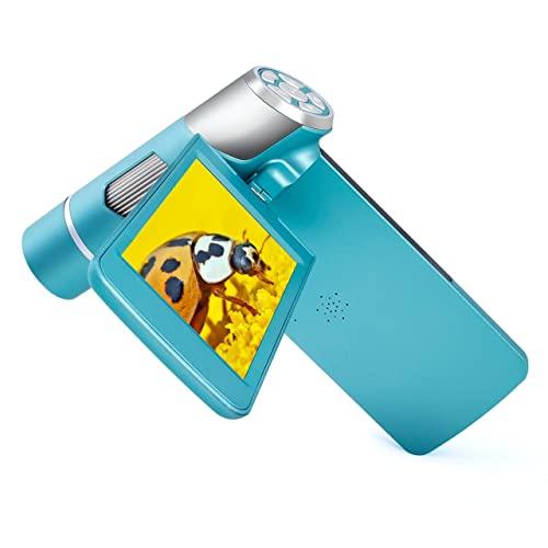 Dswe USB-Digitalmikroskop AD203 1000X tragbares tragbares Mikroskop für Kinder und Erwachsene...