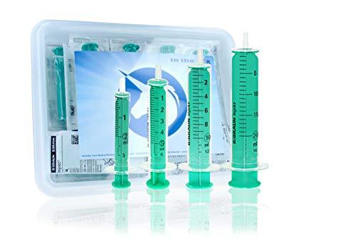 Spritzenset 2ml (25x), 5ml (25x), 10ml (10x), 20ml (10x) + Box