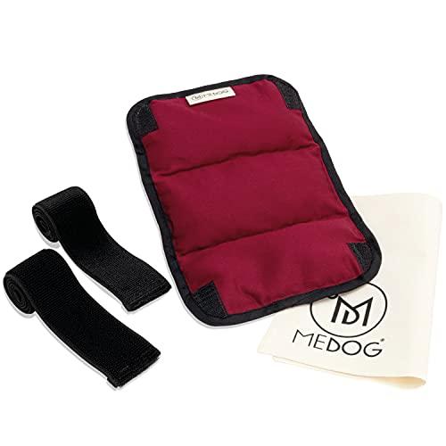 Medog® Körnerkissen Universal für Hunde – Vitale Gesundheit und Schmerzlinderung – für alle...