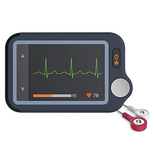 ViATOM EKG-Monitor, Herzmonitor mit EKG, Bluetooth-Herzüberwachungsgerät mit iOS & Android App,...