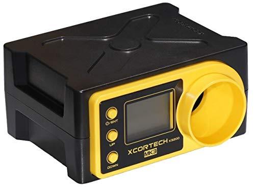 AIRSOFT CHRONOGRAPH XCortech SHOOTING CHRONO X3200 TOMTAC 100% GENUINE ORIGINAL MK3