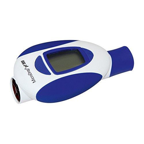 MicroDrop® pf 900 Peak Flow Meter/Spitzenfluss-Messgerät