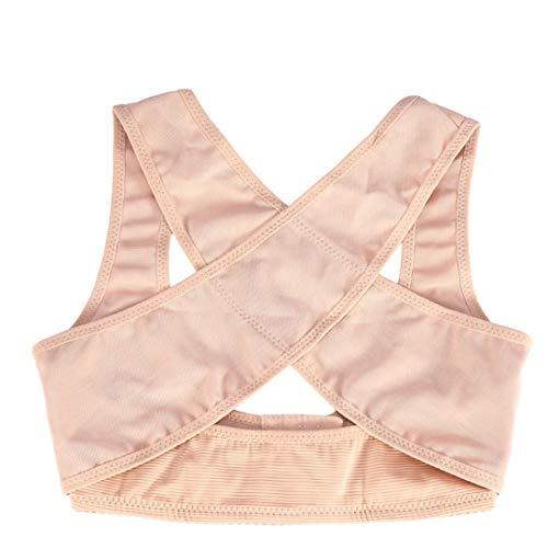 Verstellbarer Damen Brustgürtel Brusthalter Unterstützung Haltungskorrektur Body Shaper Oberer...