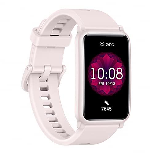 HONOR Watch ES Smartwatch Herzfrequenzmesser, SpO2 (Blutsauerstoff) und Schlafmonitor, Animierter...