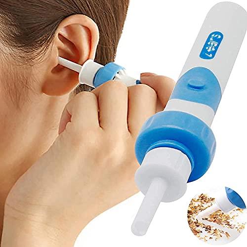 Ohrenreiniger, Ohrwachsentferner Elektrische, Sicherer Ohrenschmalz Entferner Ear Wax Cleaner Mit 2...