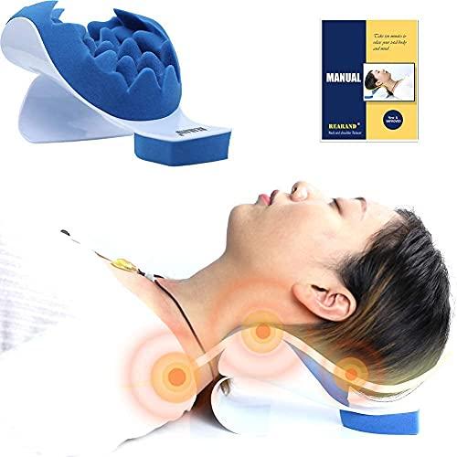 REARAND Nacken und Schulter Relaxer Nackenschmerz Linderung und Unterstützung und Schulter Relaxer...