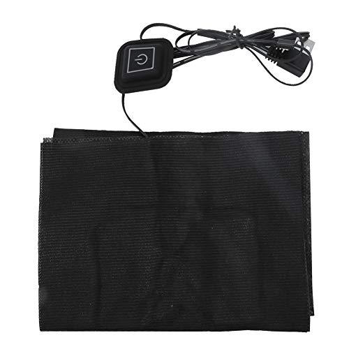 Haustierbettheizung, Anti-Verformungs-Heizkissen mit USB-Schnittstelle für den Nacken zum Erwärmen...
