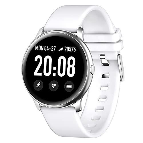 ZGZYL KW19 Smart Watch Damen Männer Blutdruck Blut Sauerstoff Herzfrequenz Monitor Männer...