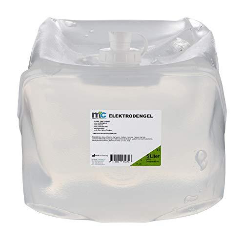 Elektrodengel 5 Liter Cubitainer ohne Leer-Flaschen für EKG EEG EMG, Kontaktgel