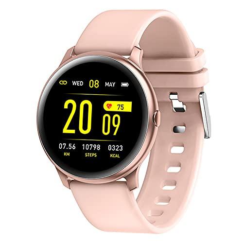 ZGZYL Intelligente Uhr Frauen Männer Blutdruck Blut Sauerstoff Herzfrequenz Monitor Sportuhr...