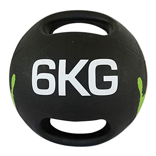 Medizinball Solider Medizinball, Doppelgriff-Fitness-Schwerkraftball,...