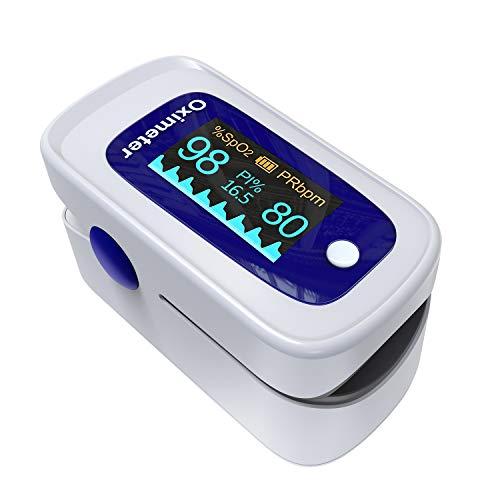 Pulsoximeter, Sauerstoffsättigung messgerät finger, Oximeter mit omnidirektionaler...