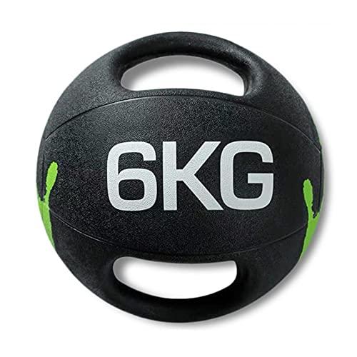 Medizinball Unisex-Medizinball, Ganzkörper-Muskelübungs-Fitness-Gewichtsball, Heim- /...