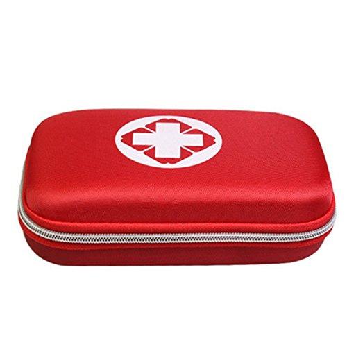 Lifesport Leer Erste Hilfe Tasche Erste-Hilfe-Koffer First Aid Kit Bag Notfalltasche Medizinisch...