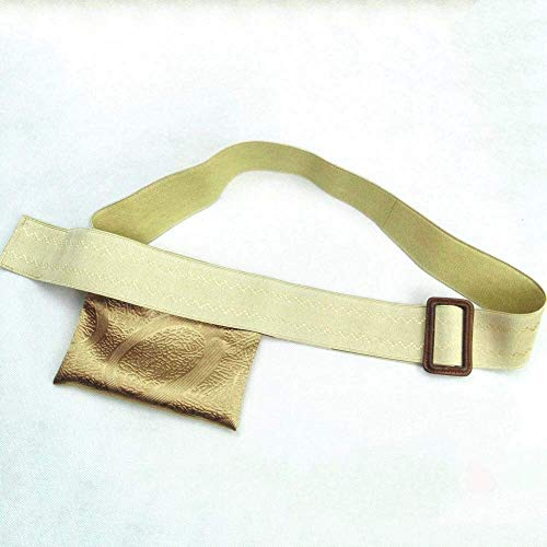 Tragbare G-Röhrchenhalter Cotton Justierbare elastische atmungsaktiv Bauch Schlauch Lagerung...