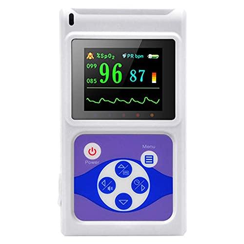 Pulsoximeter Fingerpulsoximeter für die Messung des Puls und der Sauerstoffsättigung am Finger zur...