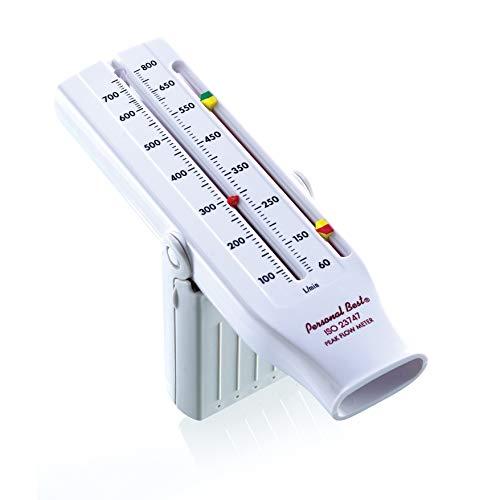 Philips Personal Best Peak Flowmeter, universell einsetzbar zur Überwachung von respiratorischen...