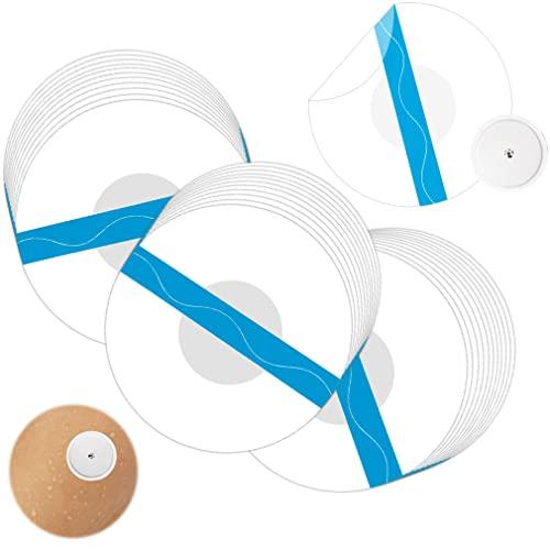 40 Stück Freestyle Libre Pflaster, Hautfreundlich Freestyle Libre Patch Libre Fixiertapes für...