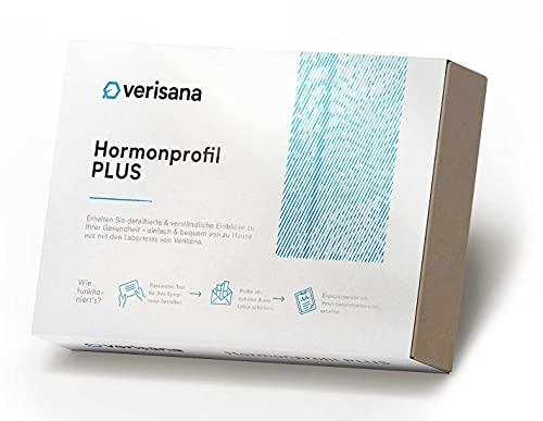 Verisana Hormonprofil PLUS   6 Sexual- und Stresshormone in einem Hormontest   Umfassende Analyse  ...