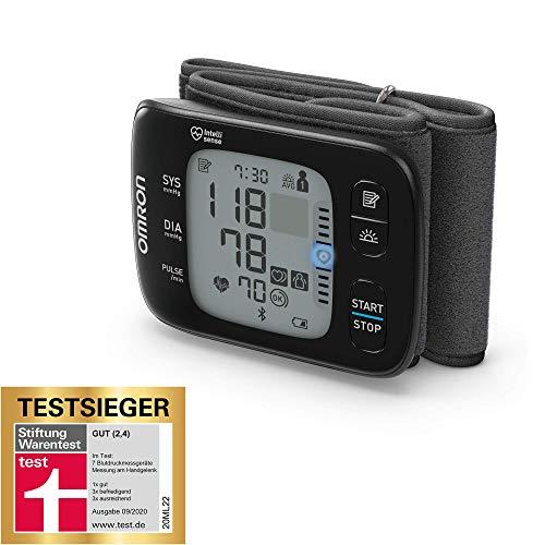 Omron RS7 Intelli IT Handgelenk-Blutdruckmessgerät – Messgerät zur Überwachung des Blutdrucks...