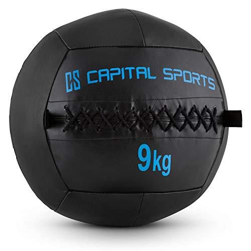 Capital Sports Epitomer - Medizinball, Wall Ball, Fitness Ball, Krafttraining, Ausdauertraining,...