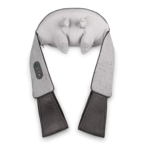 Medisana NM 890 Shiatsu-Nackenmassagegerät mit Wärmefunktion, 3 Geschwindigkeiten, 2 Massagearten,...