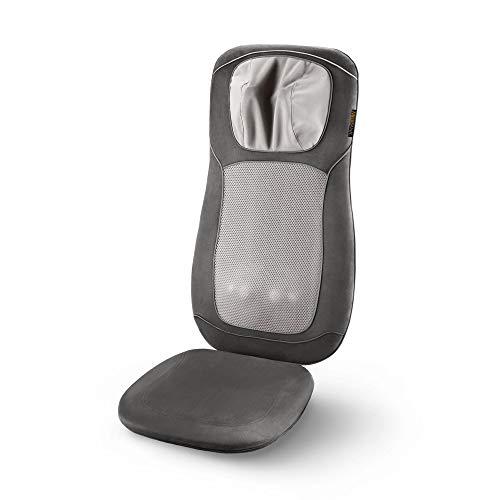 Medisana MC 822 Shiatsu Massageauflage, Massagesitzauflage mit Spotmassage und Nackenmassage,...