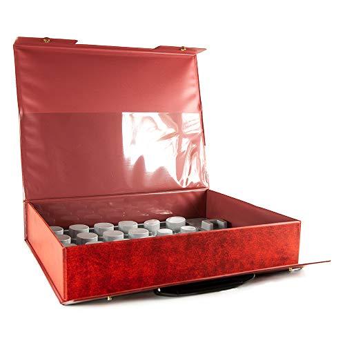 HANSOL MEDICAL - leerer Koffer für 30er Schröpfset - Koffer ohne Schröpfgläser