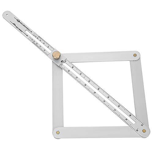 Messwerkzeuge, Goniometerlehre Multifunktionales, langlebiges Goniometerlineal, einstellbar für die...