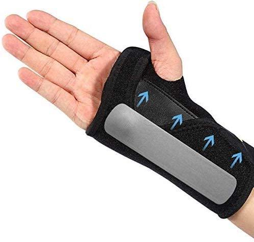 Handgelenkbandage Handgelenkstütze Doact Handgelenkschiene für Karpaltunnelsyndrom Verstauchungen...