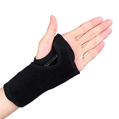 Atmungsaktives Handgelenkband, Atmungsaktive Handgelenkstütze Verstellbare Handgelenkschiene mit...
