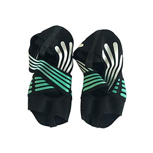 lamta1k Yoga-Schuhe für Damen, rutschfest, für Fitness, Tanz, Pilates, professionelle...