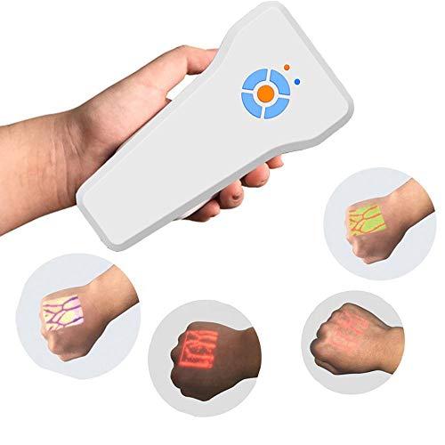 Handheld Infrarot Venenfinder Viewer mit Ständer, Projektion Venen Finder Viewer, Venenpunktion,...