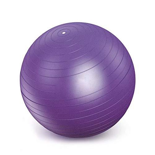SPFTOY Gymnastikball, 25–105 cm, platzsicher, mit Pumpe, Schweizer Ball für Yoga, Pilates,...