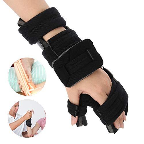 Handgelenkschiene für Lindert Handgelenkschmerz, Einstellbar Handgelenkstütze Handgelenkbandage...