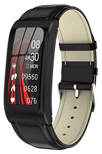 Fitnessuhr Fitness Armband Schrittzähler Pulsuhr Sportuhr Damen Herren Android Smartwatch IOS...