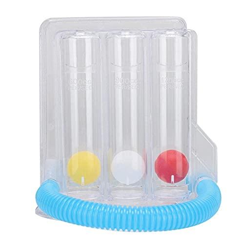Atemtrainer,Tiefatmungs-Lungentrainer Incentive-Spirometer-Atemmesssystem,Natürliches...