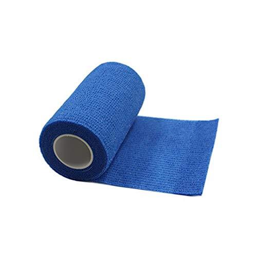 ROSENICE Bandage Wrap 6 Rolls 7.5x450cm Medical Selbstklebende elastische Bandage Cohesive Wrap...