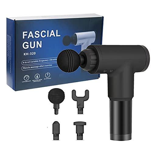 Massage Pistole Elektronische Massagepistole Muskel Entspannen Gerät Handmassagegerät Elektrische...