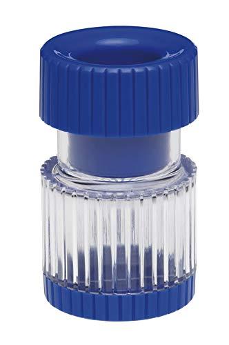 First Aid Only Tablettenmörser, mit Depotfach, blau, Kunststoff, P-10003