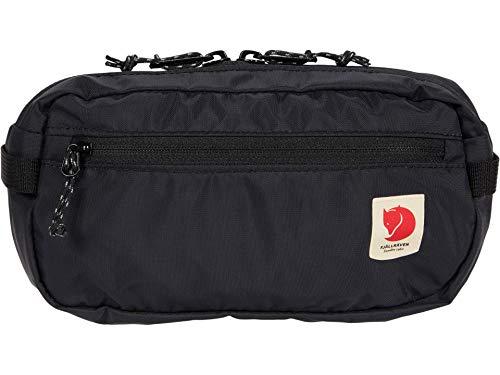 Fjällräven 23223 High Coast Hip Pack Sports backpack unisex-adult Black One Size