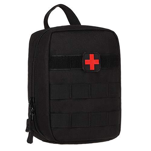 Selighting Erste Hilfe Tasche Taktisch Medizinische Tasche Molle Notfalltasche für Outdoor Camping...