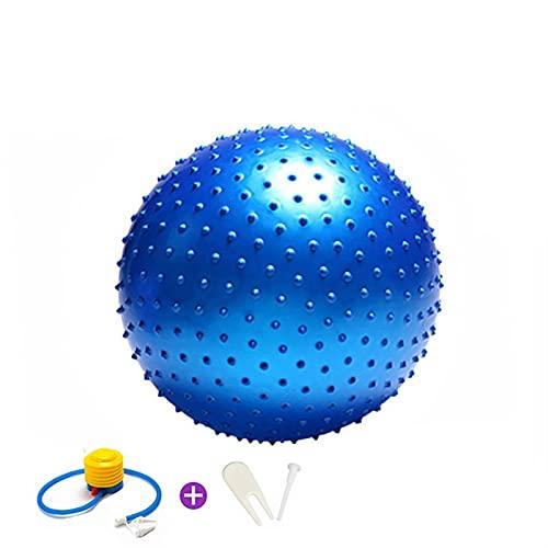 TASJS 55cm / 65 cm / 75cm / 85cm Massage Ball Yoga Ball, extra Dicke Fitnesskugeln, Igel Fitness...