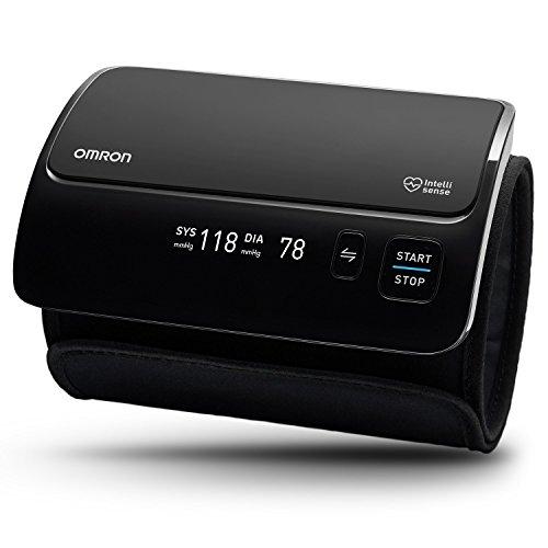 Omron EVOLV smartes Blutdruckmessgerät für zu Hause – Kabelloses All-in-One-Messgerät mit...