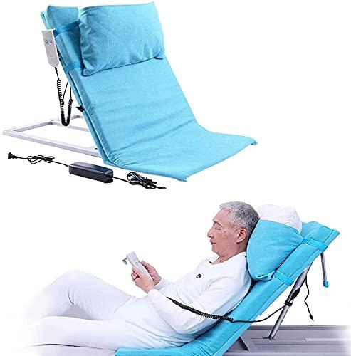 WXking Elektrische ältere Macht-Hebebett-Rückenlehne, einstellbare Rückenstütze-Hilfsbeihilfen...