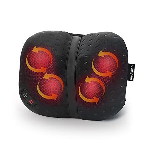 medisana CL 300 Shiatsu-Massagekissen mit Wärmefunktion, individuelle ergonomische Anpassung an den...