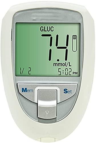 SSDS DREI-in-Eins-Überwachungssystem-Cholesterin-Analyse-Kit, mit Harnsäure-Messgerät,...