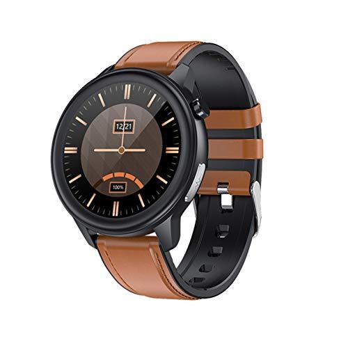 YDK E80 1.3 Britische Farbscheibe Smart Watch Herren Full Touch Fitness Tracker IP68 wasserdichte...